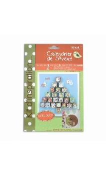 Kit Calendario de Adviento cajas