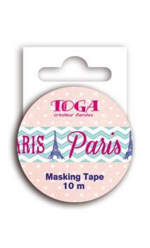 Masking tape París- 10 m