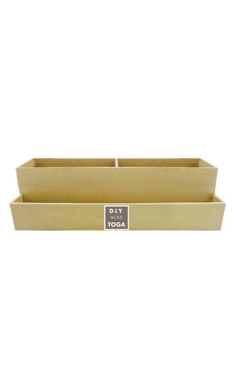Caja para todo 23x10,8x9,2cm