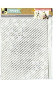 Db Clear Dividers Dcwv