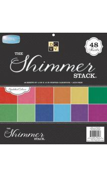 Bloc 30x30 Shimmer Solid Stack Update 12x12