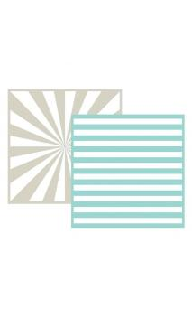 Embossing Folder - Stripe