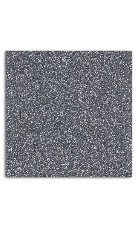 Glitter papel adhesivo 30x30 - Antracita 10f.