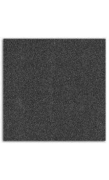 Glitter papel adhesivo 30x30 - Negro 10f.