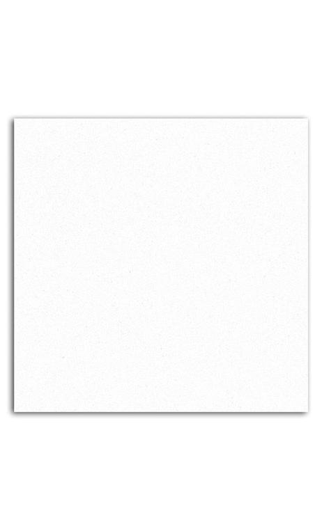 Glitter papel adhesivo 30x30 - Blanco 10f.