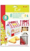 Kit Sablés Navidad en el pais de los juguetes