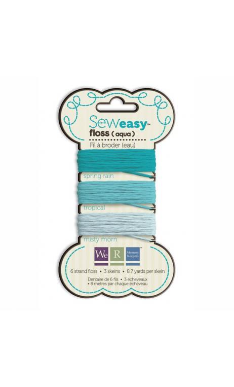 SewEasy Floss - Aqua