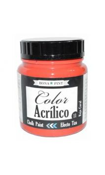 Chalk Paint Bona-Pint Rojo Coral