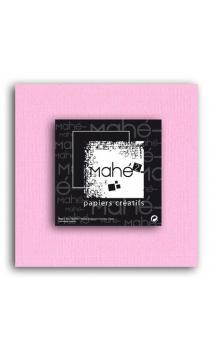 Mahé2-Tintado en masa 30x30 - rosa pálido1 hoja - Pack 25 h.