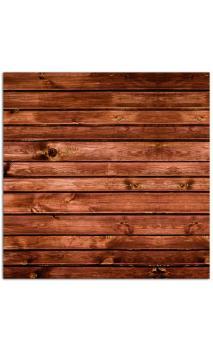 Madera marrón 30x30  - 1 hoja