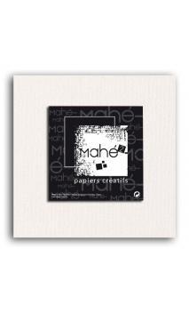 Mahé2-Tintado en masa 30x30 - Blanco 1 hoja - Pack 25 h.