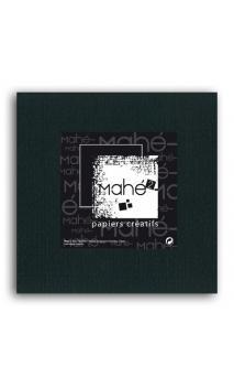 Mahé2-Tintado en masa 30x30 - negro 1 hoja - Pack 25 h.