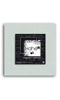 Mahé2-Tintado en masa 30x30 - gris perla 1 hoja - Pack 25 h.