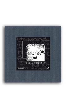 Mahé2-Tintado en masa 30x30 - gris pizarra 1 hoja - Pack 25 h.