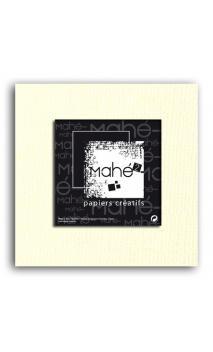 Mahé2-Tintado en masa 30x30 - marfil 1 hoja - Pack 25 h.