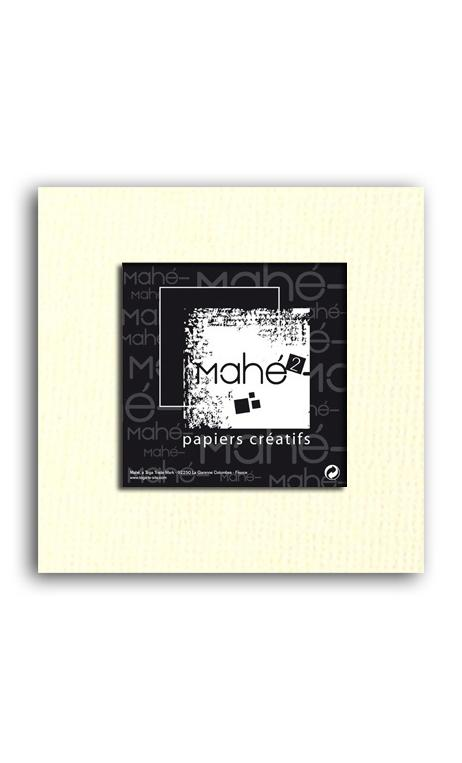 Mahé2-Tintado en masa 30x30 - marfil 1 hoja