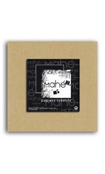 Mahé2-Tintado en masa 30x30 - arena 1 hoja - Pack 25 h.