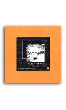 Mahé2-Tintado en masa 30x30 - naranja 1 hoja