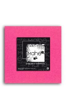 Mahé2-Tintado en masa 30x30 - fucsia 1 hoja - Pack 25 h.