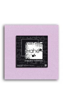 Mahé2-Tintado en masa 30x30 - malva 1 hoja - Pack 25 h.