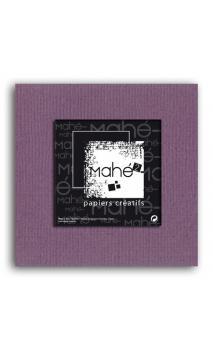 Mahé2-Tintado en masa 30x30 - grosella 1 hoja - Pack 25 h.
