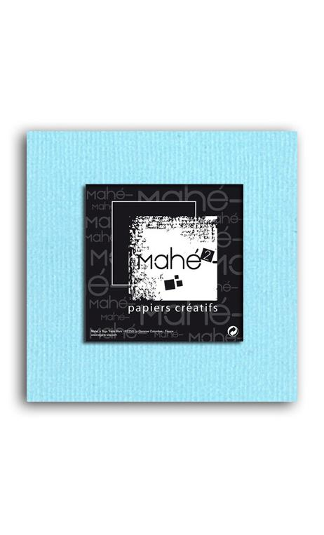Mahé2-Tintado en masa 30x30 - azul pálido 1 hoja