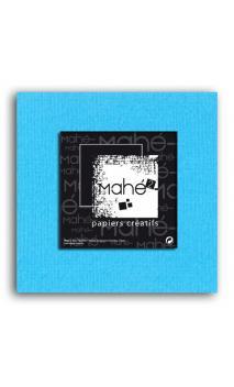 Mahé2-Tintado en masa 30x30 - azul cielo 1 hoja - Pack 25 h.