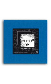 Mahé2-Tintado en masa 30x30 - azul oscuro 1 hoja - Pack 25 h.