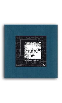 Mahé2-Tintado en masa 30x30 - azul noche 1 hoja - Pack 25 h.