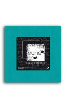 Mahé2-Tintado en masa 30x30 - verde mentol  1 hoja - Pack 25 h.