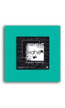 Mahé2-Tintado en masa 30x30 - verde esmeralda - Pack 25 h.