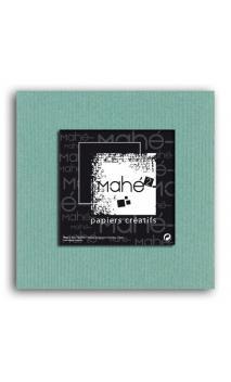 Mahé2-Tintado en masa 30x30 - verde de gris - Pack 25 h.