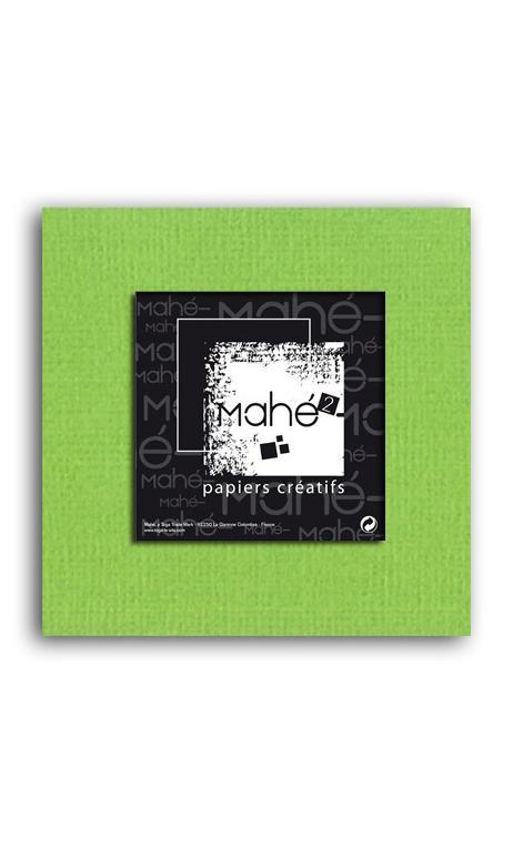 Mahé2-Tintado en masa 30x30 - verde anis 1 hoja