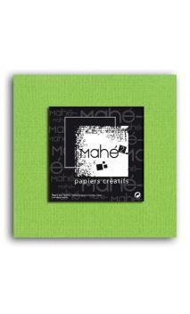 Mahé2-Tintado en masa 30x30 - verde primavera 1 hoja - Pack 25 h.