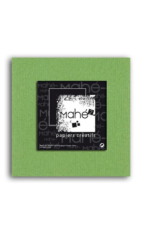 Mahé2-Tintado en masa 30x30 - verde liquen 1 hoja