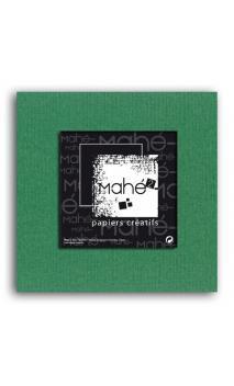 Mahé2-Tintado en masa 30x30 - verde abeto 1 hoja - Pack 25 h.