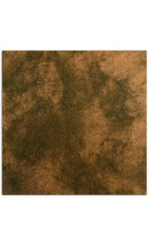 Cuero marrón 30x30  - 1 hoja