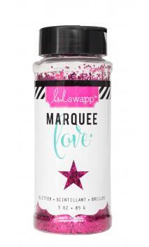 Marquee Glitter - HS - Chunky Glitter Jar - Pink (3 oz)