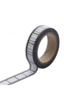 Masking tape negativo foto - 10m