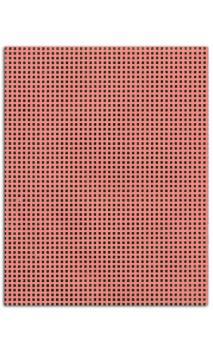 Or de bombay - 6hojas Surtido de 27,8x21,6 cm – rosa/oro