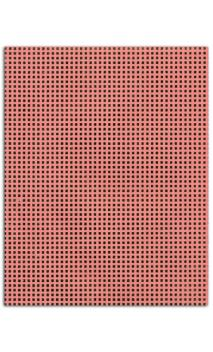 Or de bombay - 6f. Conjunto de 27,8x21,6 cm – rosa/oro