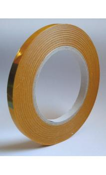 Cinta Adhesiva doble cara Industrial 9mmx50m EXTRAFUERTE