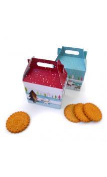 Kit galletas Navidad En el Polo Norte