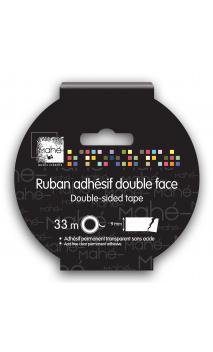 33m cinta adhésiva doble cara (9 mm) Mahé