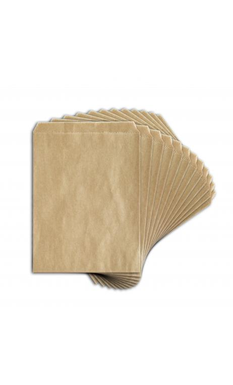 TEMB035 Bolsas papel pequeño formato kraft