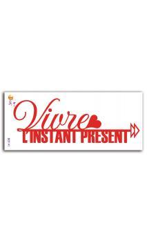 Gran D'cos® palabras: Vivir el presente(Francés)