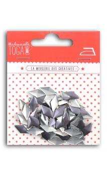 Tachuelas Rombo térmico 12 mm-Atracita