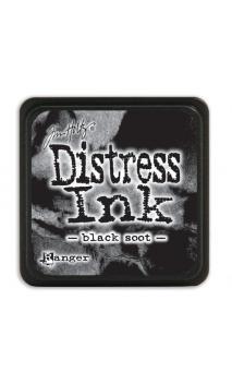 Distress ink mini black soot