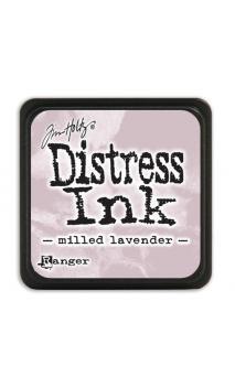 Distress ink mini miled lavender