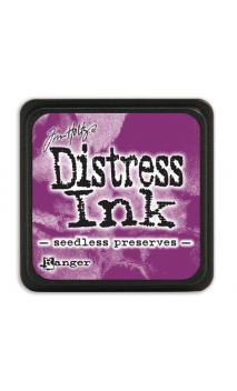 Distress ink mini seedless preserves